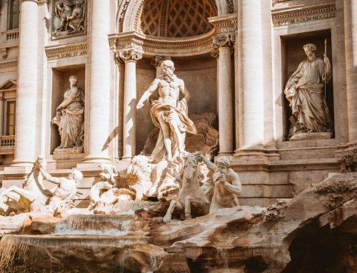 Bir Açık Hava Müzesi: Roma